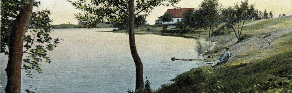 Jezioro Sarcze i okolice