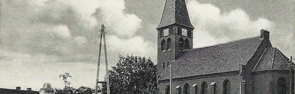 Kościół ewangelicki w Radolinie